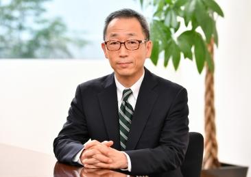 株式会社陽和 代表取締役社長 越出理隆